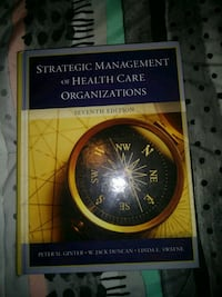 Strategic management of healthcare organizations 56 km