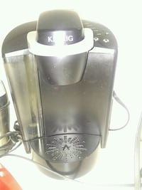 black and gray Keurig coffeemaker Calmar, T0C 0V0