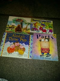 Lot of 4 paperback book