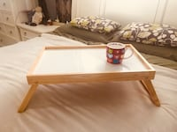 New Breakfast Bed Tray, Notched Handle Richmond, V7A 4Y4