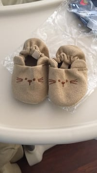 Brand new baby shoes Langley, V3A 4E4