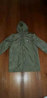 Obey Trench Coat Limited Edition Army Green  Peterborough, K9J 4Y5