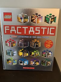 Factastic: A Lego Adventure in the Real World Ajax, L1T 3G7