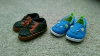 toddler's two pairs of shoes Bluffton, 29910
