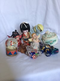 Assorted Figure Lot
