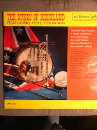 The dukes of Dixieland featuring Pete fountain Vinyl