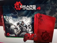 Gears of War 4 scatola console Xbox One