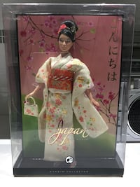 Barbie Collection Japan doll with box