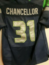 Seahawks Jersey M Large