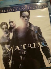 Film blu rey matrix