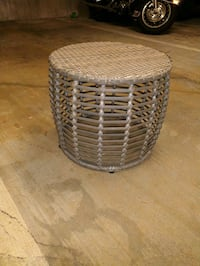 Wicker patio coffee table  Alexandria, 22314