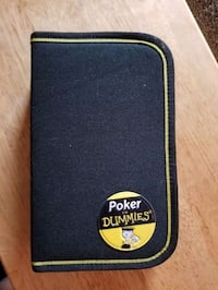 Poker for dummies games