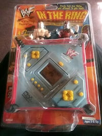 Collector's item WWF in the ring Stone Cold Steve Austin versus Kane