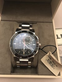 Burberry men's watch perfect condition Burnaby, V3N 4P5