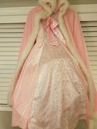 Princess dress size 7-8 Mississauga, L5L 1H2