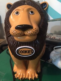 Vintage Talking Lion Cookie Jar Boise, 83702