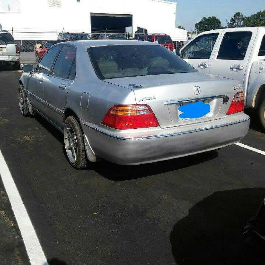 Used 2000 Acura 3.5 Rl For Sale In Daphne