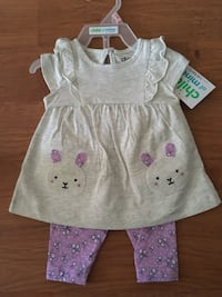 BNWT Carters Purple Outfit Courtice, L1E