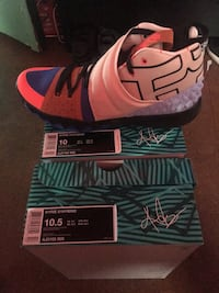 Nike what the kyrie size 10 and 10.5 brand new