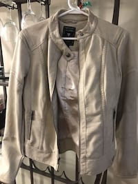 Ladies Medium Beige Jacket $50 London