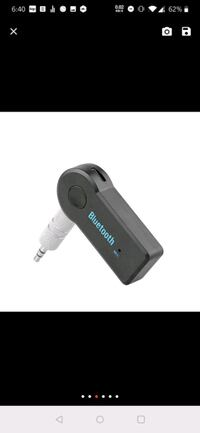 Aux to Bluetooth, easy to use,