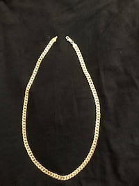 18k GOLD PLATED CHAIN!!!