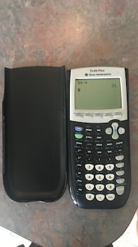 black and gray Texas Instruments TI-84 Plus Fort Collins, 80524