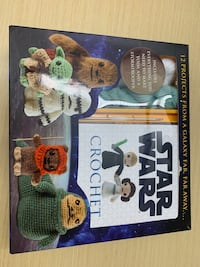 Star Wars Crochet Kit Edmonton, T5J 3T9