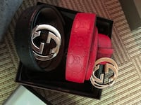 Men's Gucci belts North Scituate, 02857