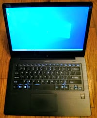"Sony 14"" Touchscreen Laptop Excellent"