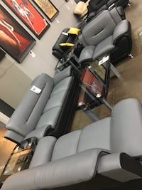 Modern sofa, love seat, and chair. Brand new.  Plano, 75025