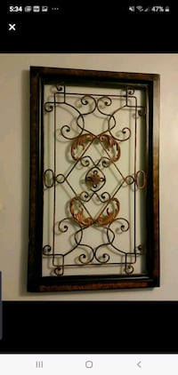 Wall Decoration  (metal)