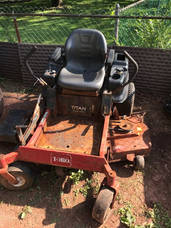 Toro Titan ZX5450 Zero Turn Mower