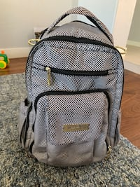 JuJuBe Be Right Back Structured Backpack/Diaper Bag Scottsdale, 85259