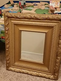 18x20 gold framed mirror Slidell, 70460