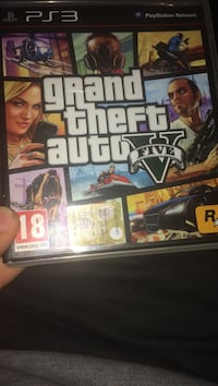 Gta 5 play 3 6985 km