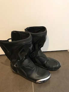 Dainese riding boots size 38