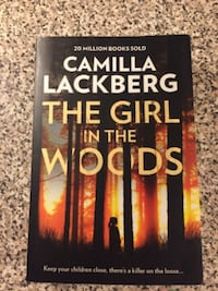 Novel The Girl In The Woods Toronto