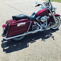 2009 harley davidson road king Logan, 43138
