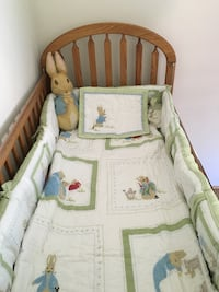 Pottery Barn crib bedding Gaithersburg, 20878