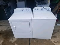 Whirlpool Washer and Gas dryer set (delivery available) Dearborn