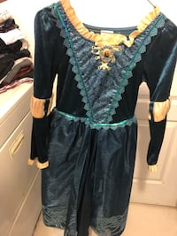 Girls Brave Merida costume Tulare, 93274