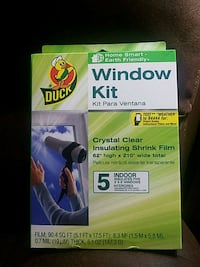 Window insulation kit Woodbridge, 22193