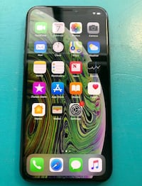Apple iPhone XS - 256GB - Space Gray (Factory Unlo