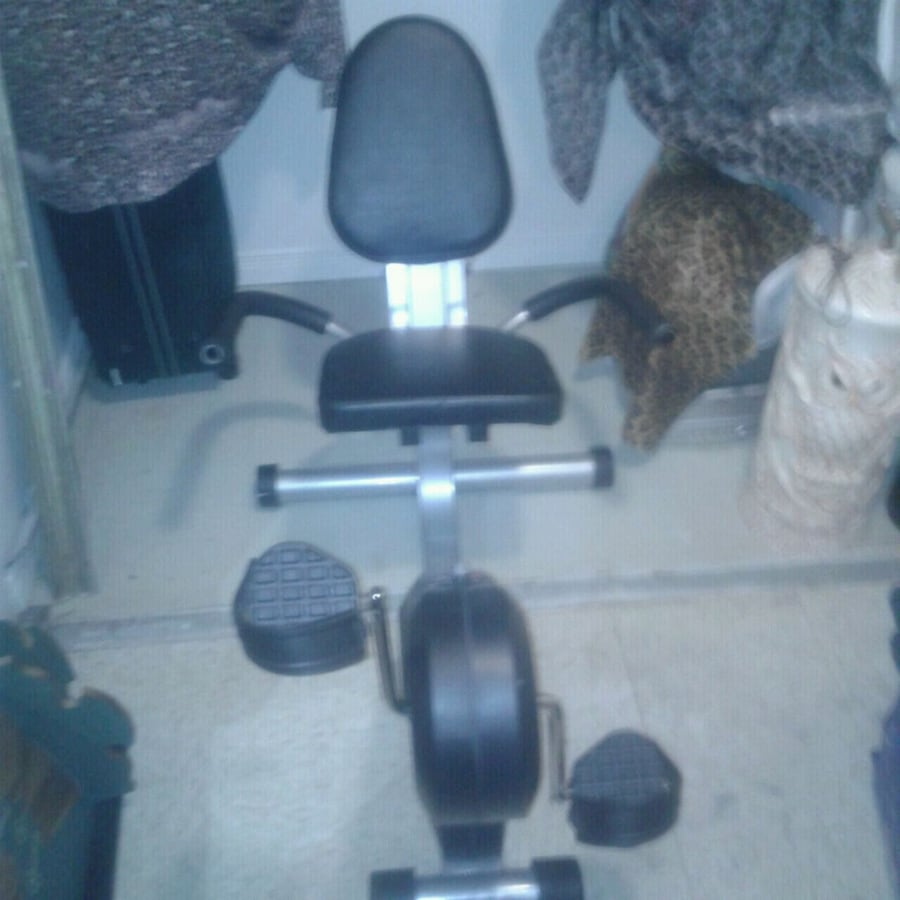 Exercise bike and much more