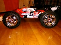 red, white, and black Bight monster truck toy Brampton, L6W 1E3