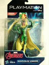 Playmation Marvel Avenger Vision action figure pac