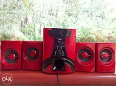 Sony 4•1 home theater