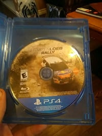 PS4 game disc Barrie, L4M 5C4