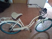 Bicycle almost new good for summer strolls. Comes with a basket New York, 11105